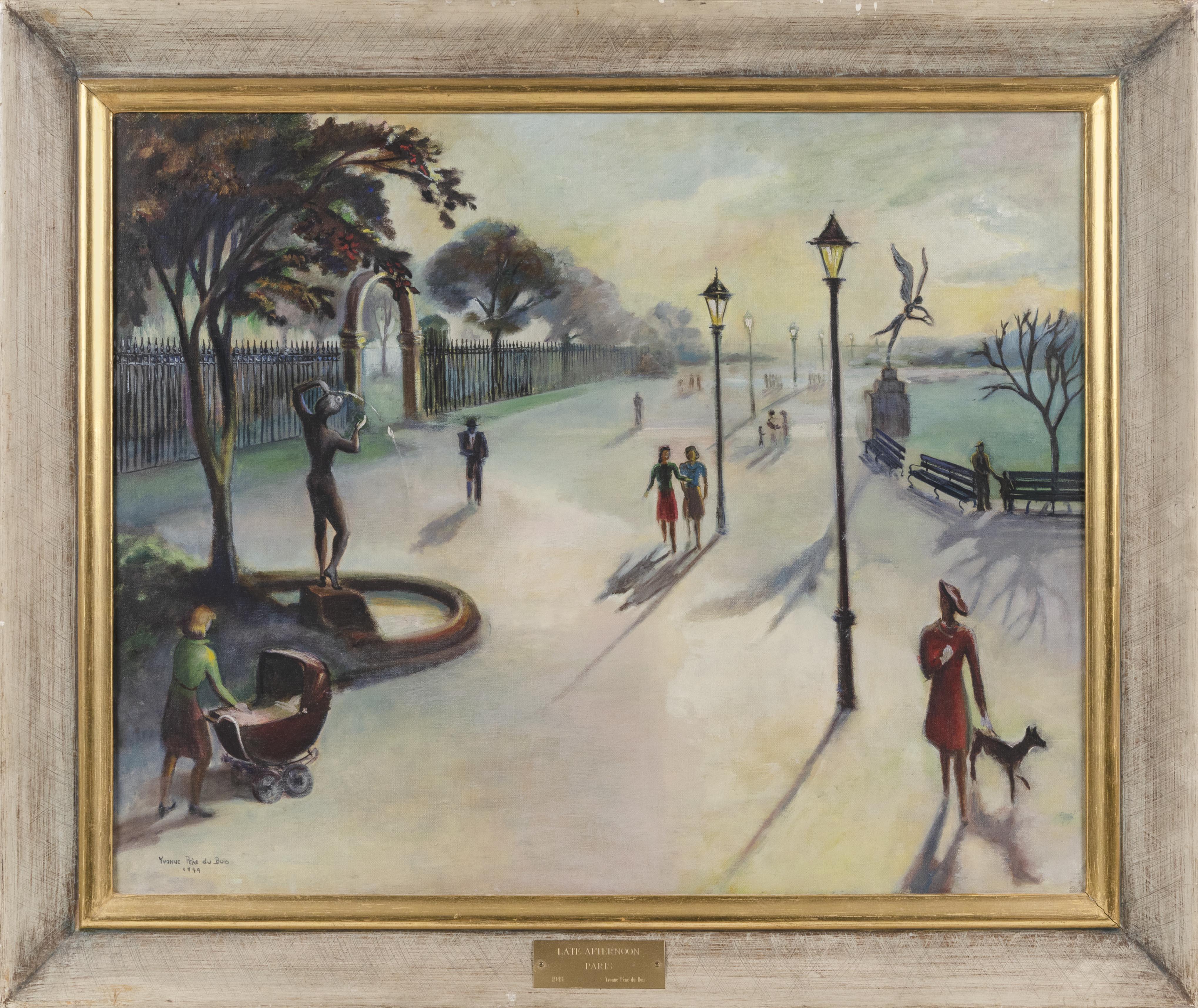 YVONNE PENE DU BOIS (New York, 1913-1997),