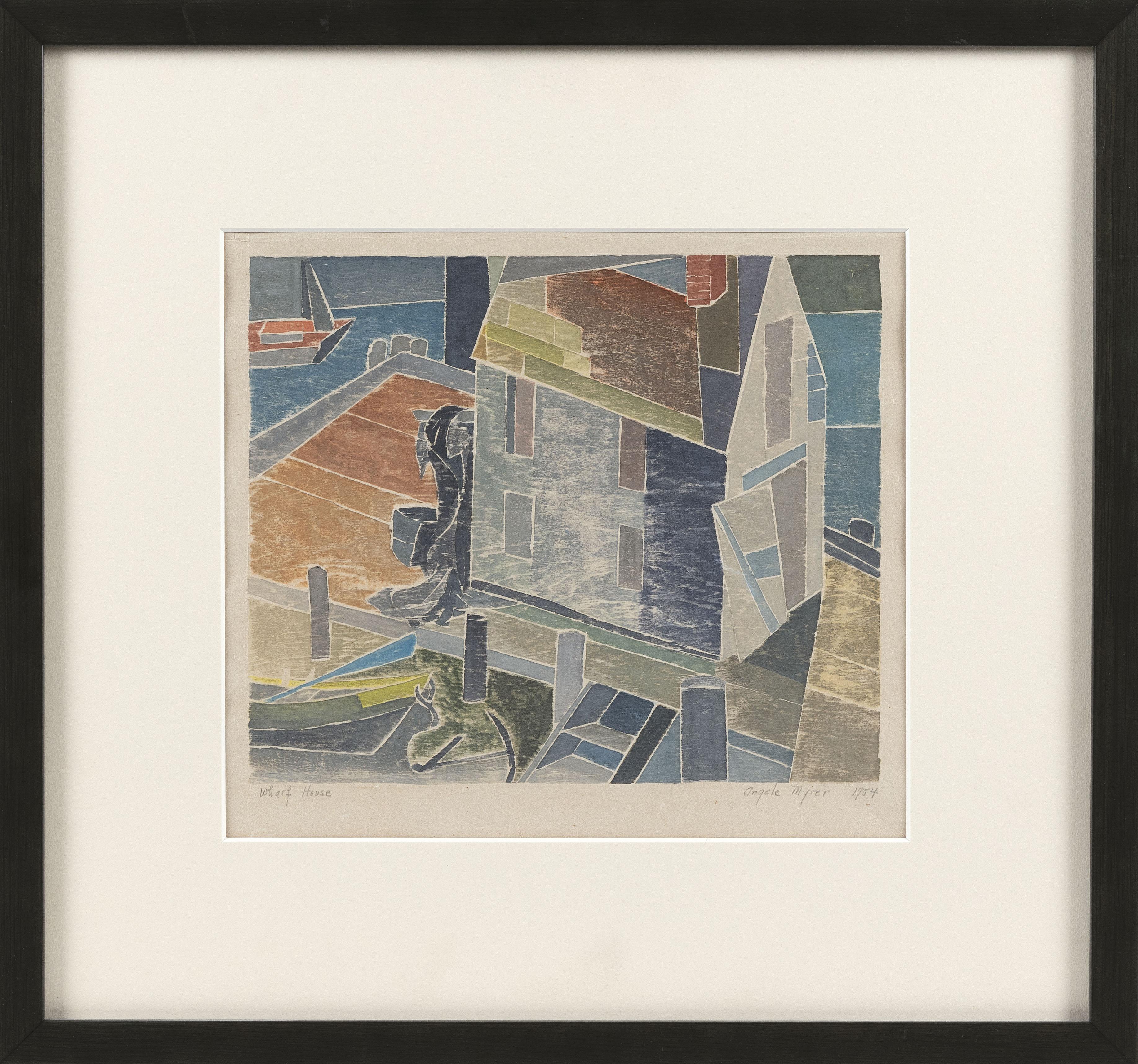 ANGELE E. MYRER (Massachusetts, 1896-1970),
