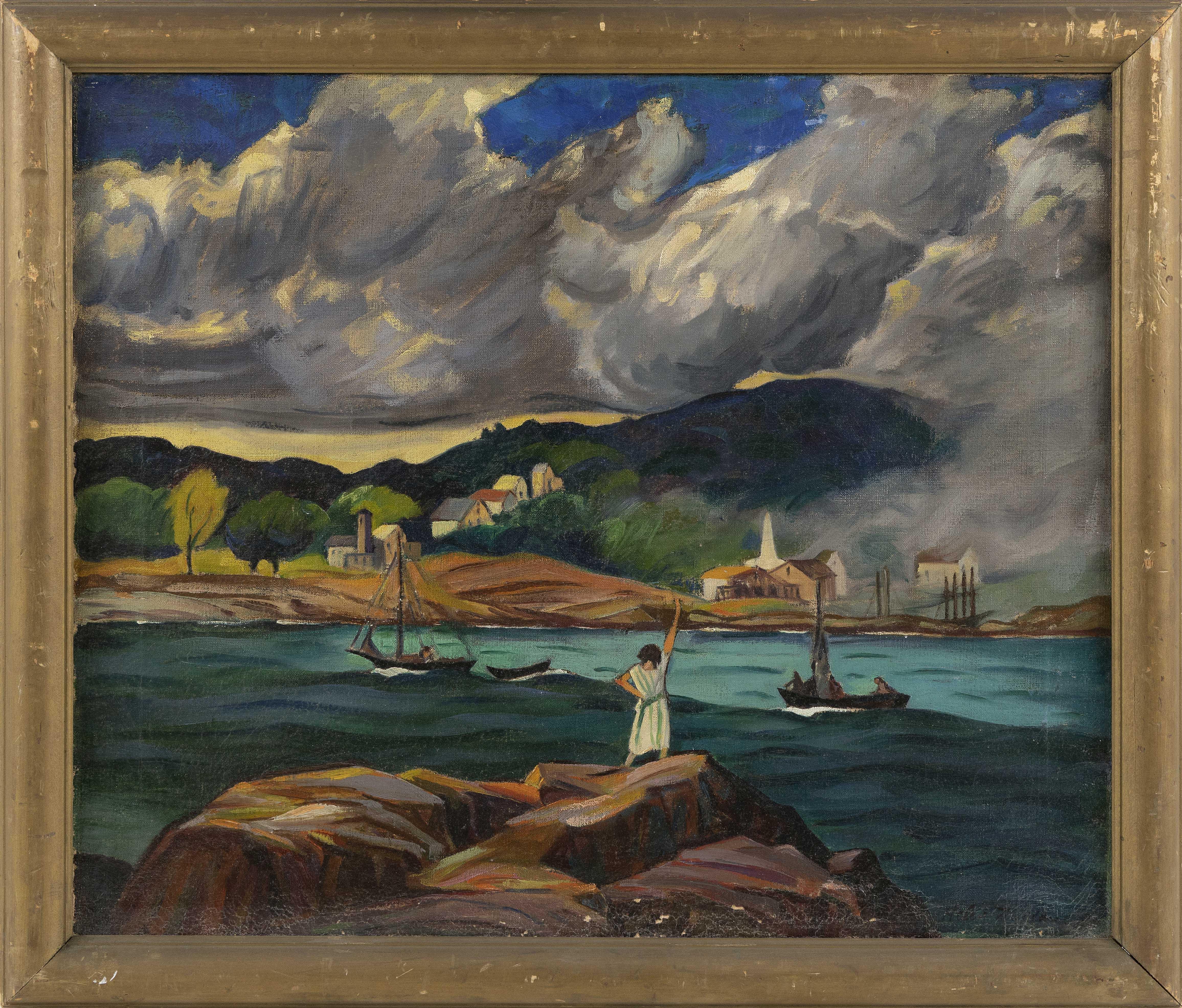 HELEN DUNCAN (Massachusetts, 20th Century),