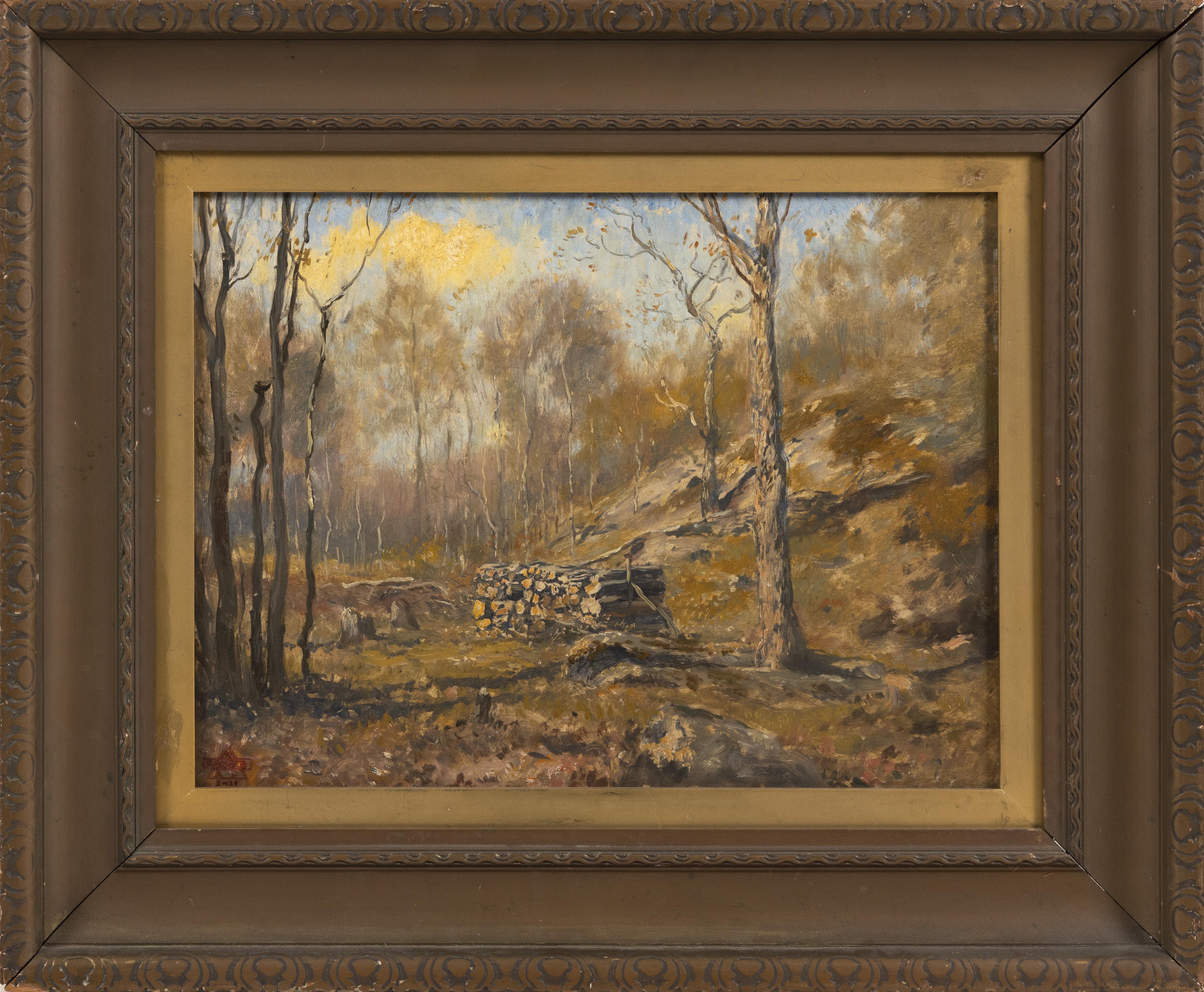 HENRY WARD RANGER (New York/Connecticut, 1858-1915), , Framed 19